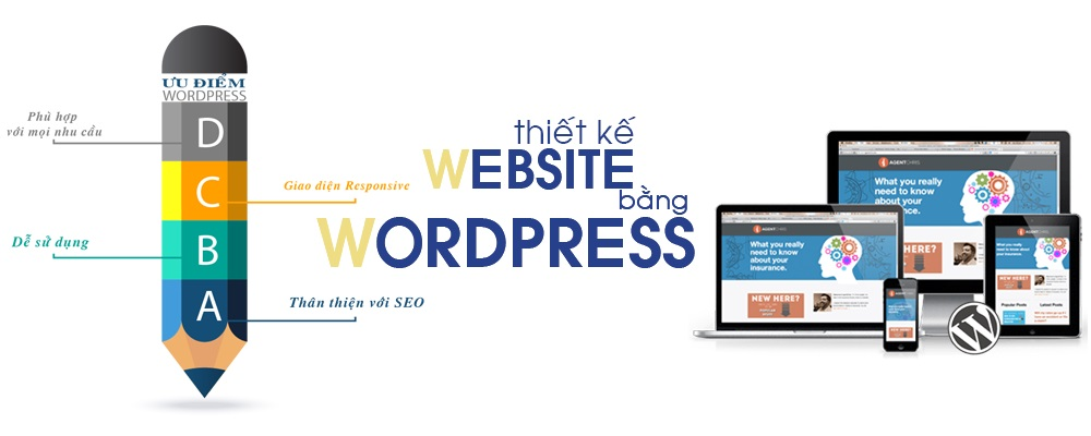 thiet ke web wordpress